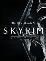 [8-HR DELIVERY] The Elder Scrolls V Skyrim Special Edition PC Steam KEY ONLY!