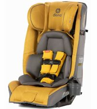 Diono 3 Rxt Convertible Car Seat In Yellow Sulphur Free Shipping!