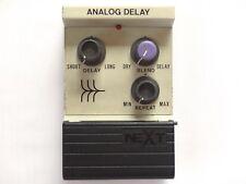 Vintage Next Analog Delay Guitar Effect Pedal