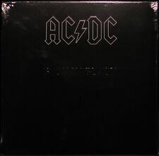 AC/DC - Back in Black [Latest Pressing] LP Vinyl Record Album SEALED ACDC