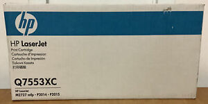 HP Laserjet M2727 mfp Black Print Cartridge.. (Q7553XC)