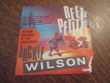 45 Tours Jackie Wilson - Reet petite - You brought about a chance in me