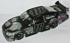 #18 TOYOTA NASCAR 2008 * M&M´S * BLACK LABEL SERIES - Kyle Busch 1:24 lim Ed.