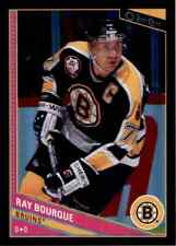 2013-14 O-PEE-CHEE RAINBOW BLACK RAY BOURQUE 092/100 BOSTON BRUINS #255