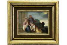 Jacopo de Negreto PALMA IL VECCHI*Mariage mystique de Sainte-Lucie d'Alexandrie*