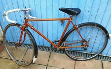 RARE SMALL FRAME CLASSIC 60's 70'S RALEIGH RACER FIXIE RESTO RATLOOK PROJECT