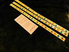 WATLING BABYBELL GOLD AWARD REPRO WATLING ANTQ SLOT MACHINE REEL STRIPS #WBGA200