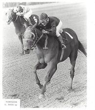 BUCKPASSER 8X10 PHOTO HORSE RACING PICTURE JOCKEY BRAULIO BAEZA