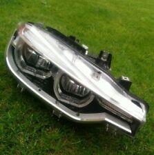 BMW 3 SERIES F30 F31 LCI 2015-2019 FULL LED HEADLIGHT - GENUINE