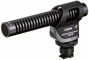 Canon stereo microphone DM-100 for iVIS HF10/HF100 made in Japan