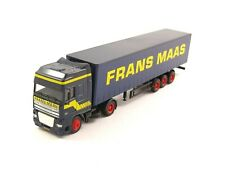 Herpa DAF 95 XF Sattelzug FRANS MAAS 1:87