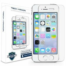 Tech Armor Ballistic Glass Screen Protector [1-Pack] for Apple iPhone 5/5c/5s/SE