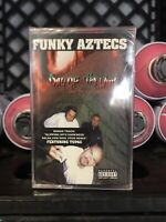 Funky Aztecs Day Of The Dead SEALED Cassette Tape Vintage 90s 1995 2 Pac Oop Rap