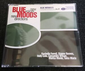 BLUE NOTABLES VOL9 BLUE MOODS NEW VOICES NEW DIRECTIONS CD