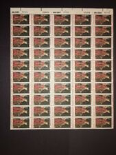 US Scott 1363 Angel Gabriel Christmas 6 Cent Full Mint Sheet 50 Stamps