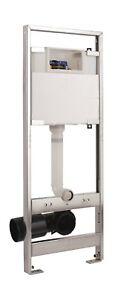 Eck Vorwandelement Wand-WC Spülkasten Montageelement Unterputzspülkasten WC NEU