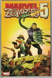 MARVEL ZOMBIES Vol 5 TP TPB $19.99srp Fred Van Leunte Howard the Duck Suydam NEW