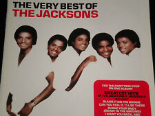 The Very Best of the Jacksons - 2CDs Album - 2004