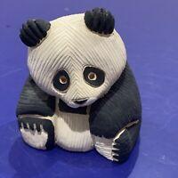 Vintage Artesania Rinconada Panda Bear Male  #310 Classic Design Collection