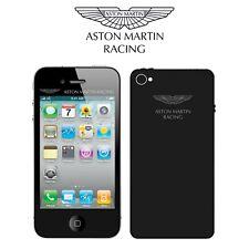 Aston Martin Racing Transparent Screen Guard For Apple iPhone 4/4s, 5,5s