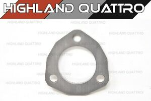 Audi ur quattro, S2 wastegate gasket stainless steel 7.85mm thick, performance