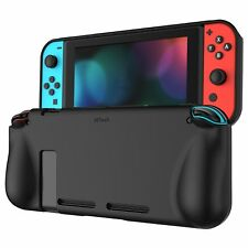JETech Protective Case for Nintendo Switch 2017, Grip Cover with Shock-Absorpti
