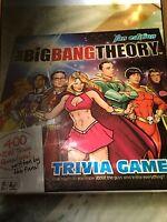The Big Bang Theory Trivia Board Game