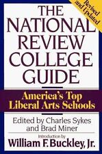 National Review College Guide: America's Top Liberal Arts Schools