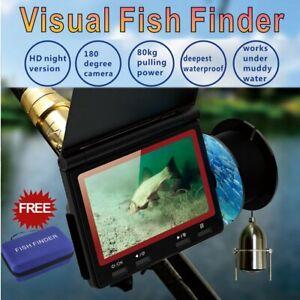 720P HD Nacht Fischdetektor Fisch Finder 30M Visual Unterwasser-Videokamera X6C