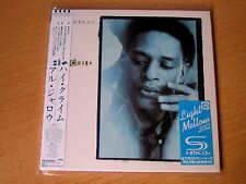 "AL JARREAU ""High Crime"" Japan mini LP SHM CD"