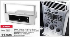 Carav 11-026 1din marco adaptador de radio Opel Astra H Antara Corsa D Zafira B