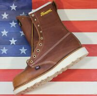 "Thorogood 8"" American Heritage Composite Waterproof Work Boot[804-4210] Fact 2nd"