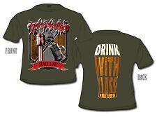 TANKARD - Pubschild - T-Shirt - Plus Size XXXXXL - 5XL - Übergöße Oversize