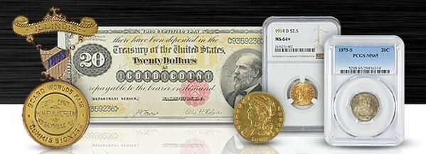 Cortez Coins and Collectibles