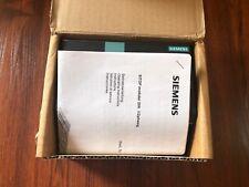 New Siemens 6EP1336-3BAA00  PowerSupply 1 PH; AC-DC; 24V; 20A; 120-230V In;  Din