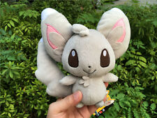 "Original Takara Tomy Pokemon Plush Stuffed Doll 8"" Minccino Figure New"