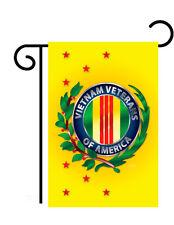 """Vietnam Veteran (13"""" x 18"""" Approx) Garden Size Flag -7 TG 58235"""