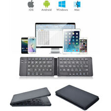 Wireless Bluetooth Foldable Keyboard  for iOS, Android, Windows