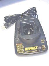 DeWalt 7.2V - 14.4V Ni-Cd Battery Charger Only DW9118