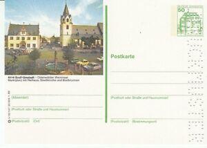 P 130 Bildpostkarte Imprimer Échantillon Grand - Umstadt Vin