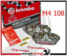 Brembo 220A39710 Radial Front Brake Calipers M4 108 mm for Honda CBR Crosstourer