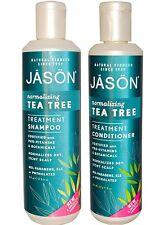 Jason Tea Tree Shampoo Conditioner