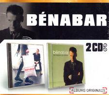 COFFRET DE 2 CDS BENABAR 24 TITRES NEUF SCELLE