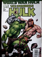World War Hulk: The Incredible Hulk n°107 2007 ed. Marvel Comics  [G.179]