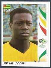 PANINI FIFA WORLD CUP-GERMANY 2006- #528-TOGO-MICKAEL DOGBE