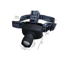 3-Mode LED Zoomable Headlamp AAA Head Torch Light Lamp