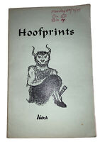 SIGNED, AION 131, HOOFPRINTS, PAEANS UNTO PAN, AXIL PRESS, OCCULT, CROWLEY