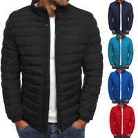 EBn's Puffer Bubble Down Jacket Coat Lightweight Quilted PaddedPackableOutwearEB