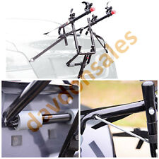 Bike Rack Bicycle Stand Car Trunk Mount Portable Travel 2 Carrier Strap Locking