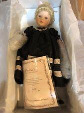 "Pauline Bjonness Jacobsen Doll 18.5"" Camilla Blonde Limited 81/1500 COA New"